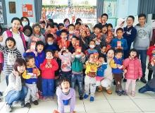 2017年懷德風箏育幼院-公益活動